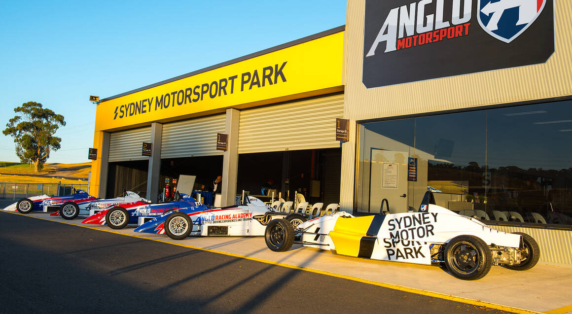 F1 Style 2-Seater Race Car Hot Laps - 4 Laps - Weekday