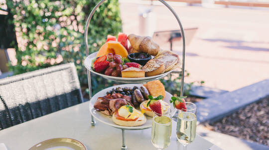 Chandon Breakfast by the Harbour - For 2