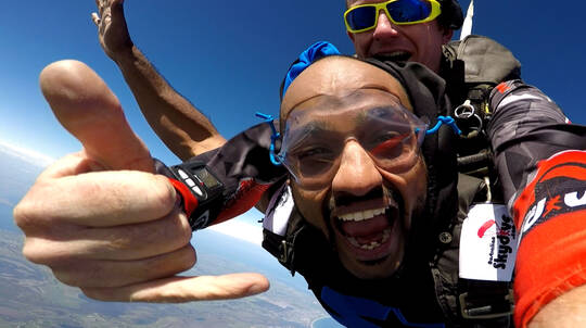 Tandem Skydive Over Great Ocean Road - Weekend - 15,000ft