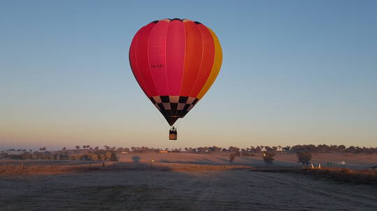 Ultimate Romantic Getaway with Private Hot Air Balloon-For 2