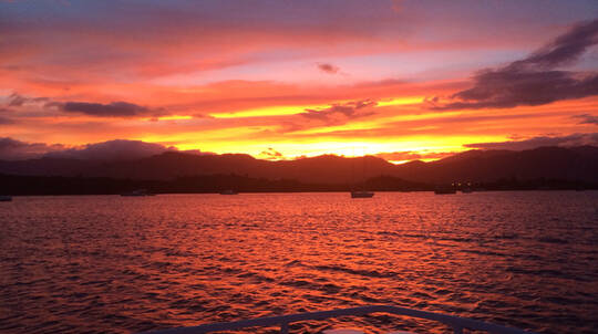 Sunset Cruise with Three Course Dinner - Adult