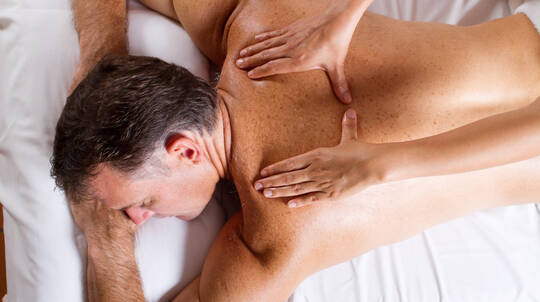 Blissful Massage at Home - 90 Minutes