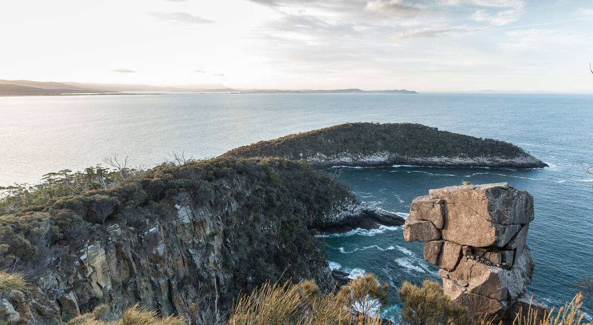 2 Day Bruny Island Tour with Meals and Boutique Accomodation