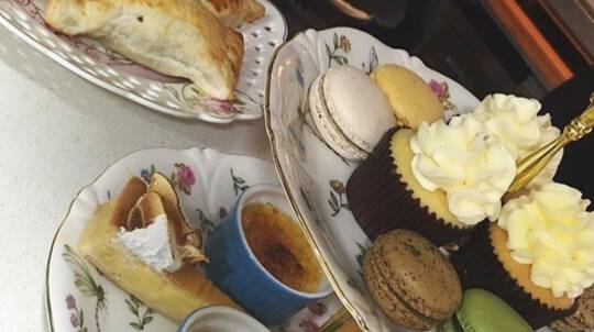 High Tea at Oatley