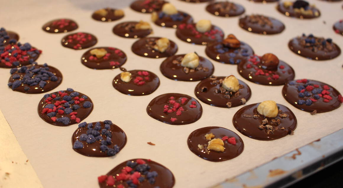 Parent and Child Chocolate Making Class - 2 Hours
