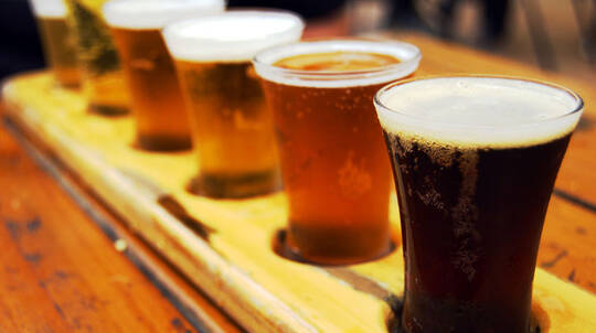 Brewery Tour and Beer Tasting - For 2