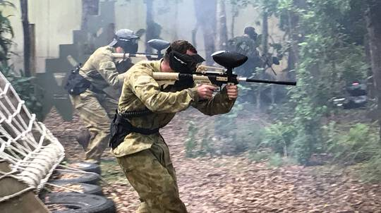 Paintball Experience - For 4 - Sunshine Coast, QLD