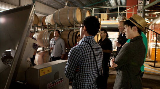 Chauffeur Driven Yarra Valley Group Wine Tour - Up to 7