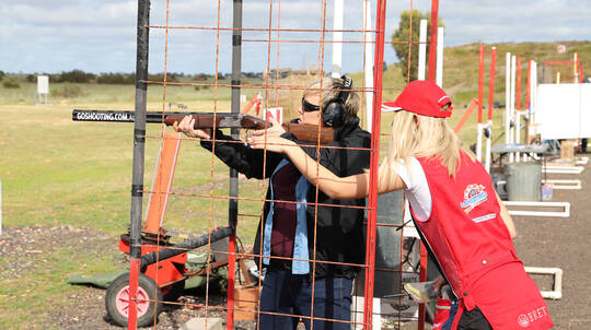 Clay Target Shooting - For 2 - Quandong, VIC