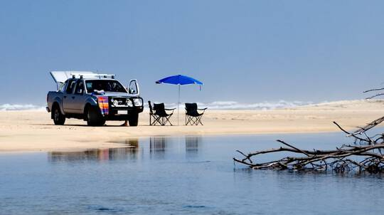 2 Day All-Inclusive 4WD Training Course on Fraser Island