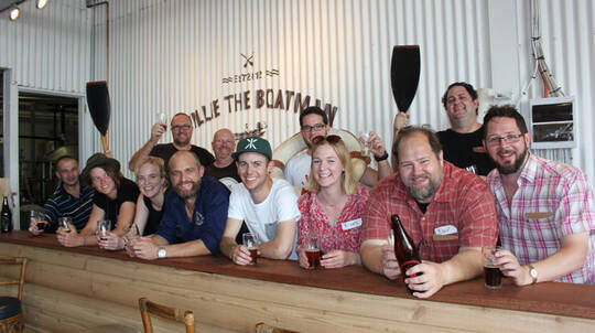 Hipsters and Hops Full Day Craft Brewery Tour with Lunch