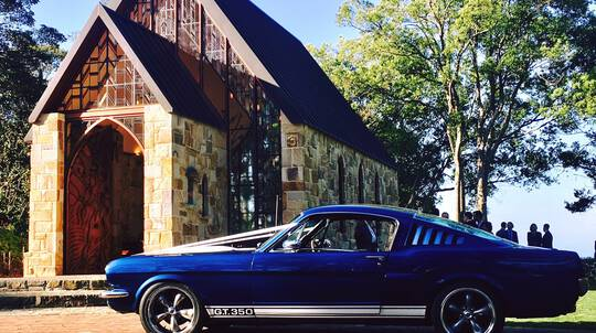 Classic Mustang Cruise with Wine Tasting at Sirromet - For 2
