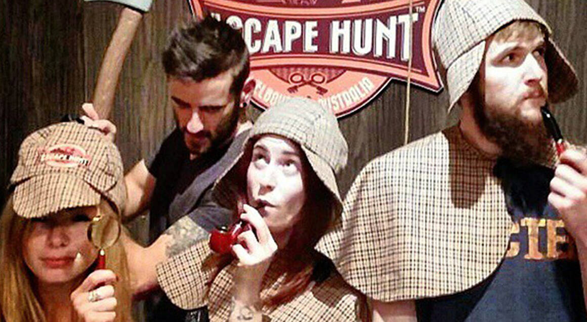 Escape Room Experience - For 2 - Melbourne