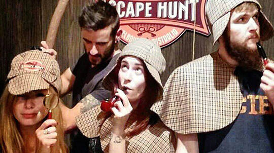 Escape Room Experience - For 5 - Melbourne