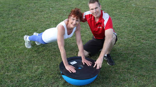 Mobile Personal Training - 60 Minutes - For 2