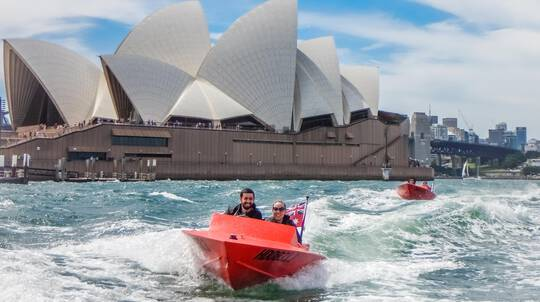 Guided Sydney Harbour Self-Driven Boat Highlights Tour For 2