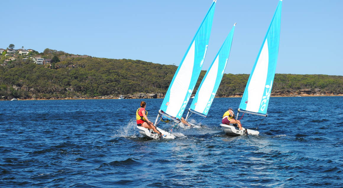 Learn to Dinghy Sail - 3 Hours