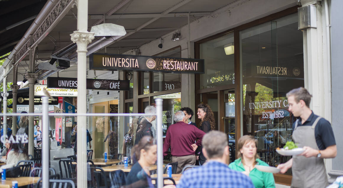 Food of Lygon St Walking Tour - Melbourne