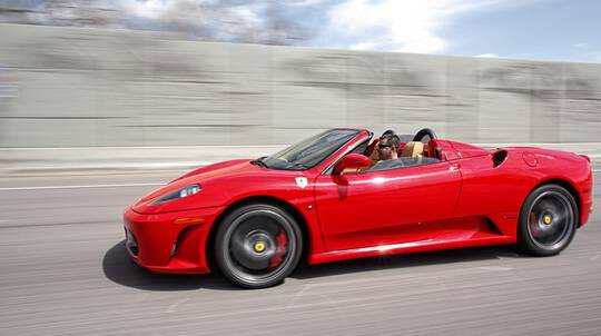 Ferrari Driving Experience and Lunch - For 2