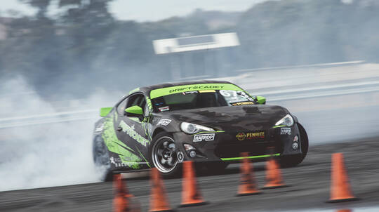 Learn How to Drift in a Supercharger GT86 - Full Day