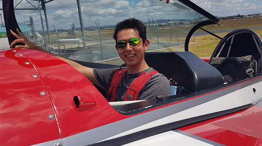 Trial Introductory Flight with Aerobatics - 30 Minutes