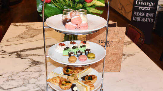 High Tea with Sparkling - For 2