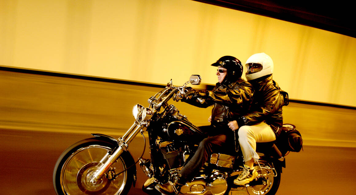 City to Surf Harley Tour