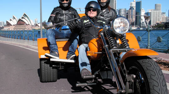 The Bay Watch Trike Tour - For 2
