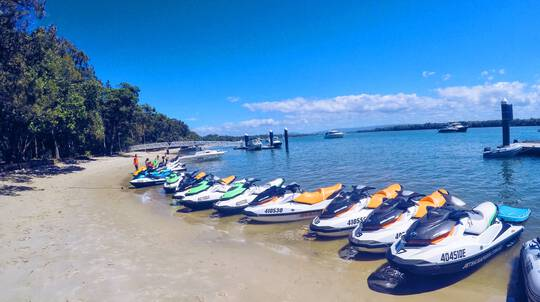 Jet Ski Safari with Island Stop - 90 Minutes - For 2