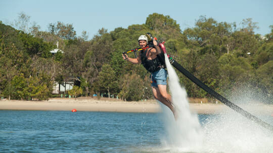 Jetpack and Flyboard Combo Experience - Sunshine Coast