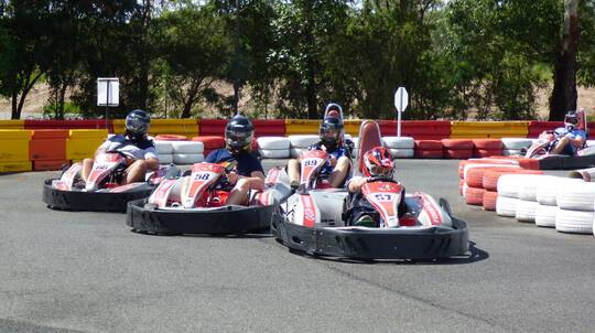 Go Kart Racing Experience - 4 Sessions