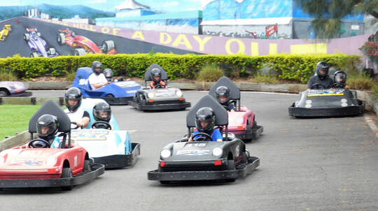 Kids Go Kart Racing Experience - 4 Sessions