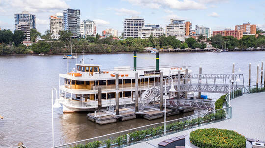 Live Music and Lunch Cruise on the River - Saturday - For 2