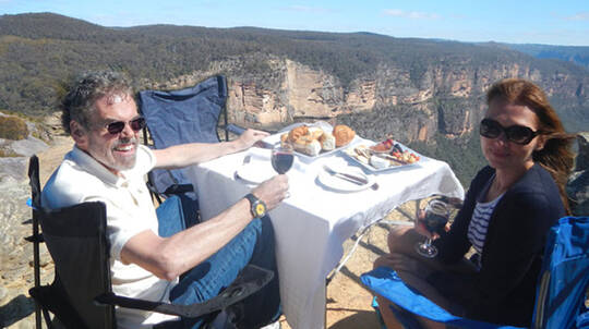 Blue Mountains 4WD Adventure with Lunch Full Day