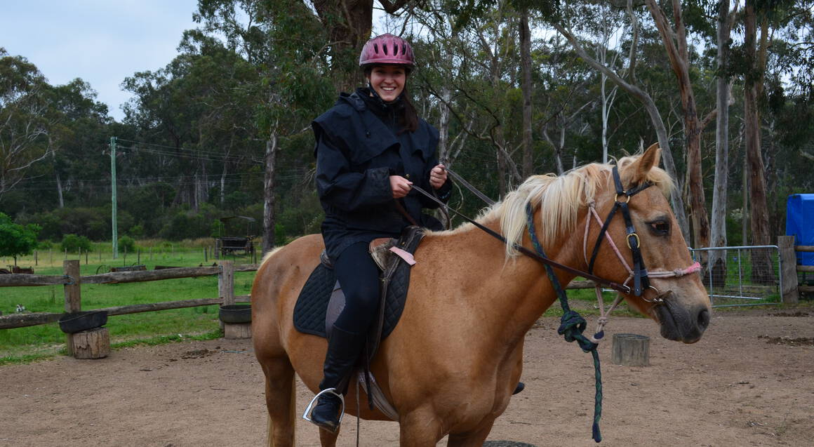 Horse Riding and Private Picnic - For 2