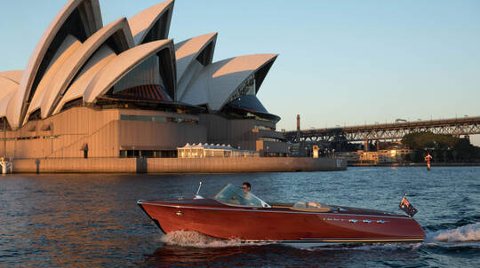 Sydney Harbour Private Luxury Cruise - 2 Hours - For 4