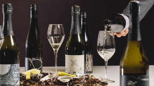 Moorilla Estate Private Wine Tasting with Oysters - For 2