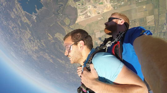 Tandem Skydive Over Yarra Valley - Up To 15,000ft - Weekday