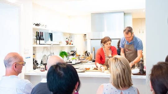 Cooking Class with Naomi Crisante - 4 Hours