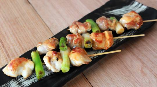 Asian Finger Food Cooking Class