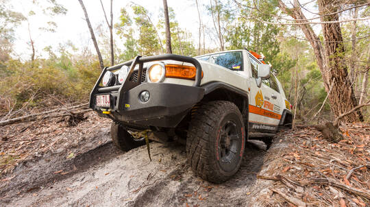 Off Road 4WD Adventure on Fraser Island - For 2