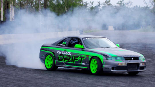 Half Day Learn To Drift Experience with Professional Hot Lap
