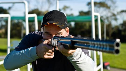 Clay Target Shooting Session - Epping