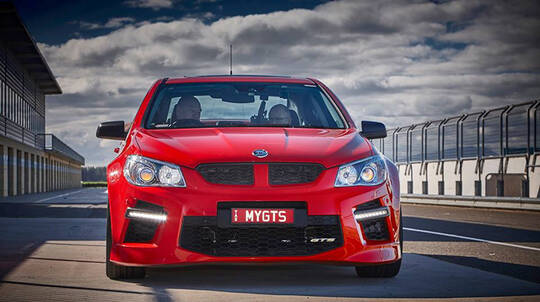 Drive Your Car at Symmons Plains Raceway