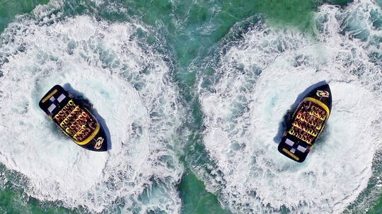 Jet Boat Ride and Seaworld General Admission Ticket