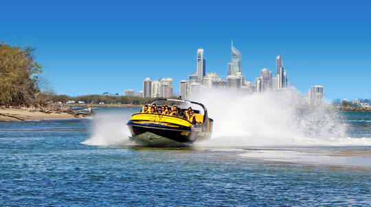 VIP Front Seat Guarantee Jet Boat Ride with Video - For 2