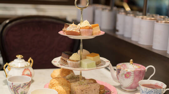 Champagne High Tea in Sydney CBD - For 2