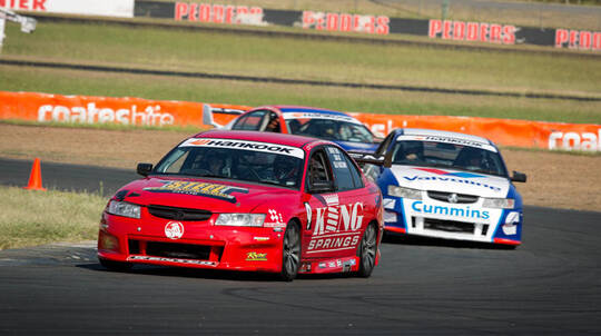 V8 Race Car Driving Experience - 9 Laps - Weekend - Brisbane