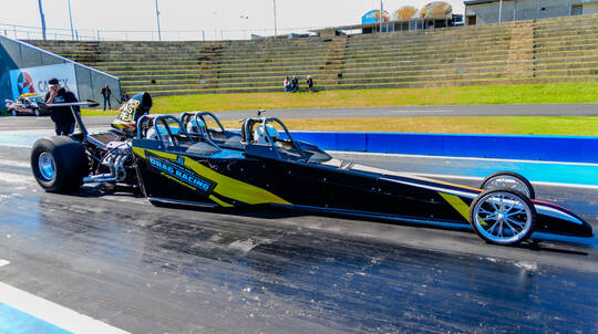 Drag Racing Experience with Video and Photograph