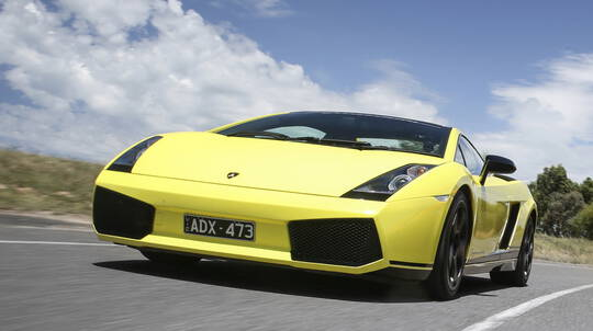 Lamborghini Drive Mornington Peninsula - 30 Minutes